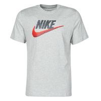 textil Herre T-shirts m. korte ærmer Nike M NSW TEE BRAND MARK Grå