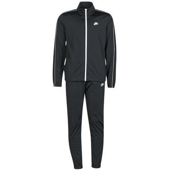 textil Herre Træningsdragter Nike M NSW SCE TRK SUIT PK BASIC Sort