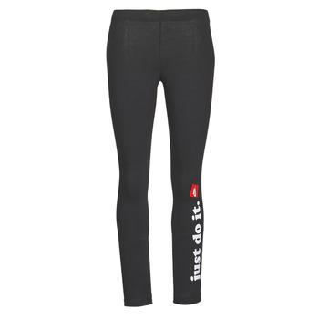 textil Dame Leggings Nike W NSW LGGNG CLUB Sort