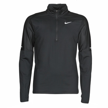 textil Herre Sweatshirts Nike M NK DF ELMNT TOP HZ Sort