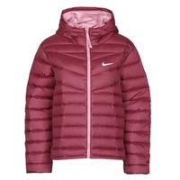 textil Dame Dynejakker Nike W NSW WR LT WT DWN JKT Bordeaux