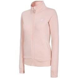 textil Dame Sweatshirts 4F BLD003 Pink