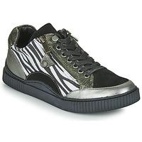 Sko Dame Lave sneakers Regard IDEM V5 CRIS ACERO Sort