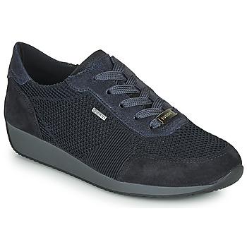 Sko Dame Lave sneakers Ara LISSABON-FUSI4-GOR Sort