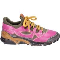 Sko Dame Lave sneakers Moma BM547 Rose