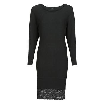 textil Dame Korte kjoler Guess CELINE Sort