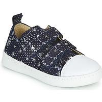 Sko Pige Lave sneakers Citrouille et Compagnie NADIR Marineblå / Sølv