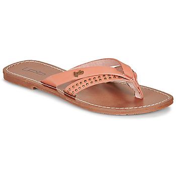Sko Dame Sandaler Les Petites Bombes PETRA Pink