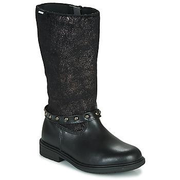 Sko Pige Chikke støvler Pablosky 488012 Sort