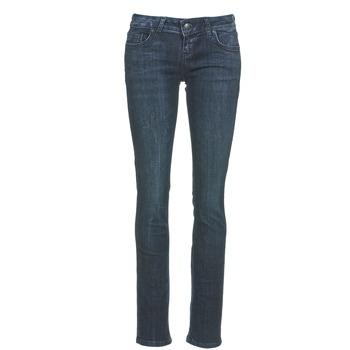 textil Dame Lige jeans LTB ASPEN Blå / Mørk