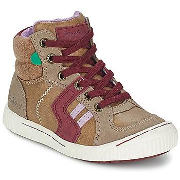 Høje sneakers til barn Kickers ZIGUERS (2007836937)