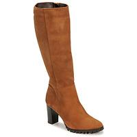 Sko Dame Chikke støvler Betty London NOEME Kamel