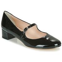 Sko Dame Højhælede sko Betty London NALAURA Sort