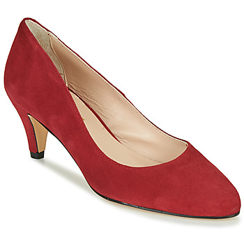 Sko Dame Højhælede sko Betty London NESLIE Rød / Mørk