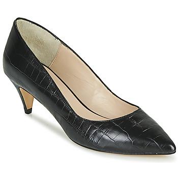 Sko Dame Højhælede sko Betty London NORIANE Sort