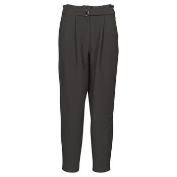textil Dame Halvlange bukser Vila VICHARLOTTE Sort