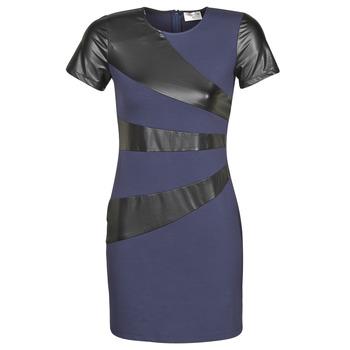 textil Dame Korte kjoler Moony Mood NEOFORGE Marineblå