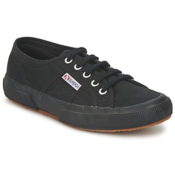 Sko Lave sneakers Superga 2750 COTU CLASSIC Sort
