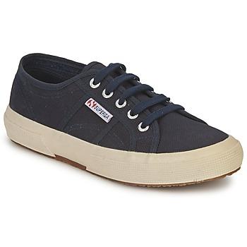 Sko Lave sneakers Superga 2750 CLASSIC Marineblå