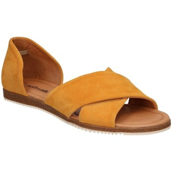 Sko Dame Sandaler Softwalk 20V-01-0166 04-0784 yellow