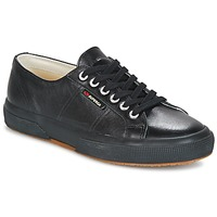 Sko Lave sneakers Superga 2750 FGLU Sort