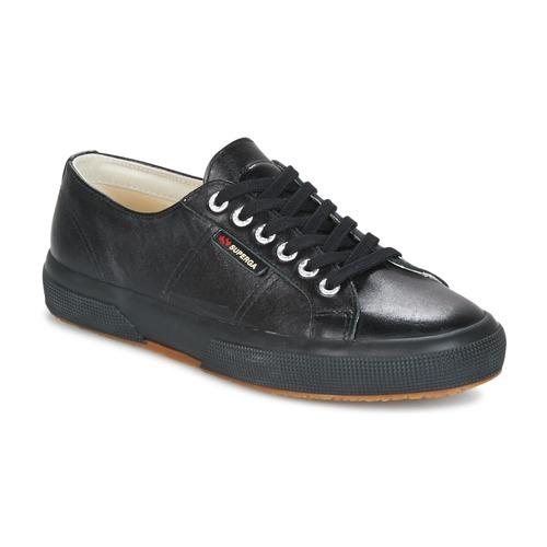 Sko Lave sneakers Superga 2750 FGLU Sort