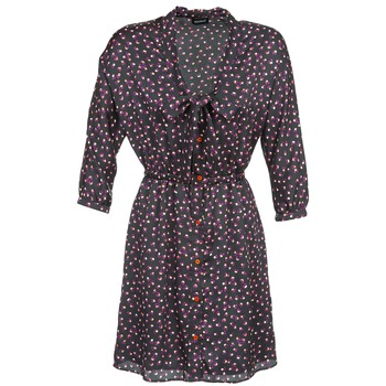 textil Dame Korte kjoler Kookaï IXIMALE Sort / Violet