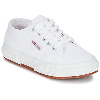 Sko Børn Lave sneakers Superga 2750 KIDS Hvid
