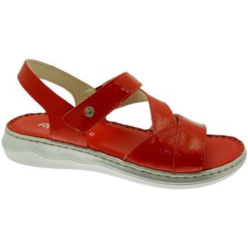Sko Dame Sandaler Riposella RIP40724ro rosso