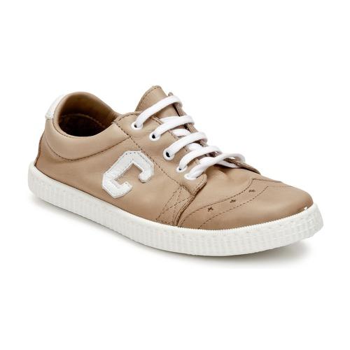 Sko Pige Lave sneakers Chipie SAVILLE Beige