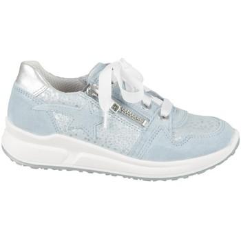 Sko Børn Lave sneakers Superfit 06061858500 Sølv,Azurblå