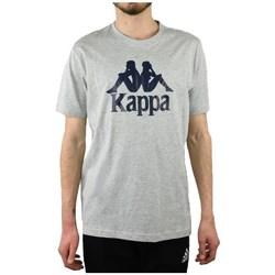 textil Herre T-shirts m. korte ærmer Kappa Caspar Tshirt Grå