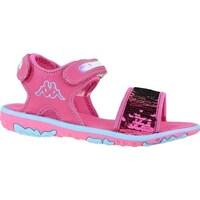 Sko Børn Sandaler Kappa Seaqueen K Pink