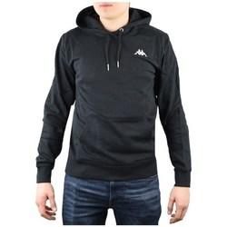 textil Herre Sweatshirts Kappa Vend Hooded Sort