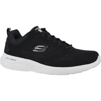 Sko Herre Lave sneakers Skechers Dynamight 20 Sort