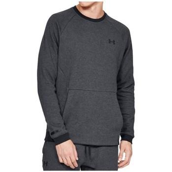 textil Herre Sweatshirts Under Armour Unstoppable 2X Knit Crew Grafit