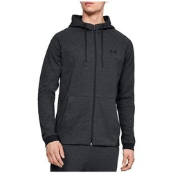 textil Herre Sweatshirts Under Armour Unstoppable 2X Knit FZ Hoodie Grafit