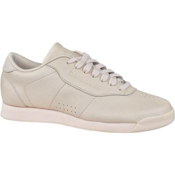Sko Dame Lave sneakers Reebok Sport Princess Lthr Beige
