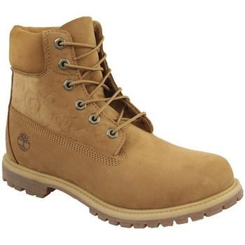 Sko Dame Høje sneakers Timberland 6 IN Premium Boot W Honning