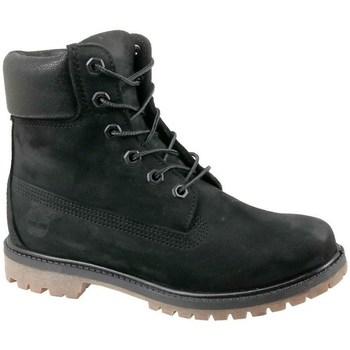 Sko Dame Høje sneakers Timberland 6 IN Premium Boot W Sort