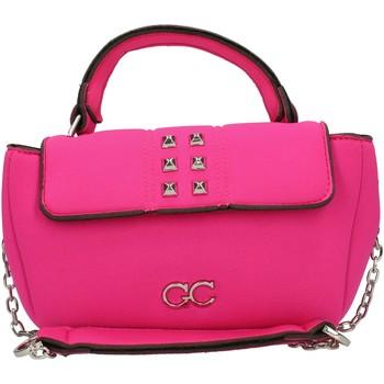 Tasker Dame Skuldertasker Gio Cellini Milano NN002 Pink
