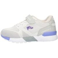 Sko Pige Lave sneakers Lumberjack SG62111001C27 White ice