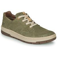 Sko Herre Lave sneakers Caterpillar RIALTO NUBUCK Grøn