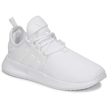 Sko Børn Lave sneakers adidas Originals X_PLR C Hvid