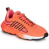 Sko Dame Lave sneakers adidas Originals HAIWEE J Orange / Sort