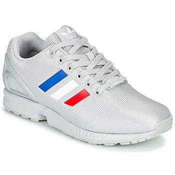 Sko Lave sneakers adidas Originals ZX FLUX Grå