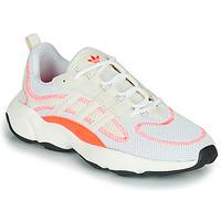 Sko Børn Lave sneakers adidas Originals HAIWEE W Hvid