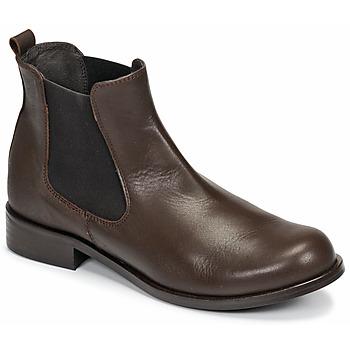 Sko Dame Støvler So Size NITINE Brun