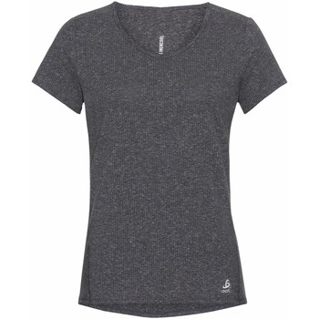 T-shirts m. korte ærmer Odlo  T-shirt femme  Lou Linencool