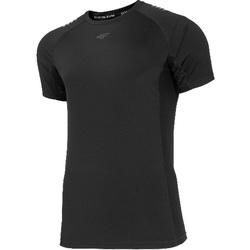 textil Herre T-shirts m. korte ærmer 4F Men's Functional T-shirt H4L20-TSMF018-20S